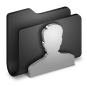 User-Black-Folder-icon