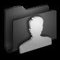User-Black-Folder-icon
