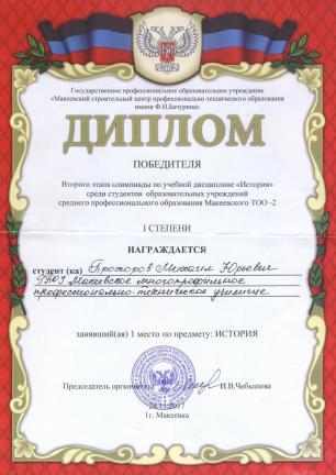 руководитель Долгополова С.В.